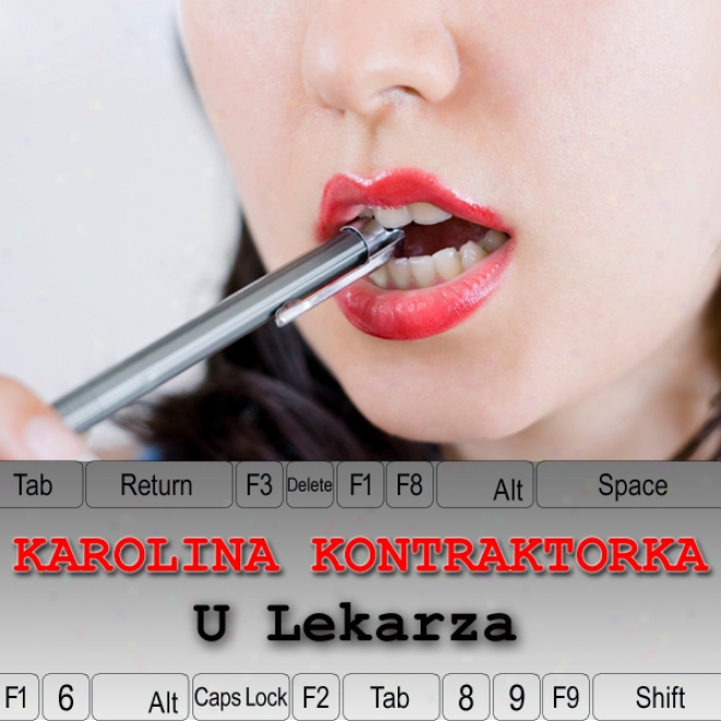 Karolina Kontraktorka: U Lekarza [at The Doctor] (unabridged)