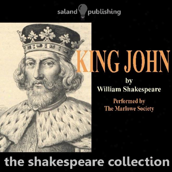 King John (unabridged)