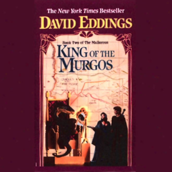 King Of The Myrgos: The Malloreon, Book 2 (unabridged)