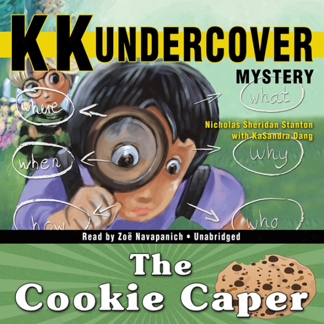 Kk Undercover Mystery :The Cookie Caper (unabridged)