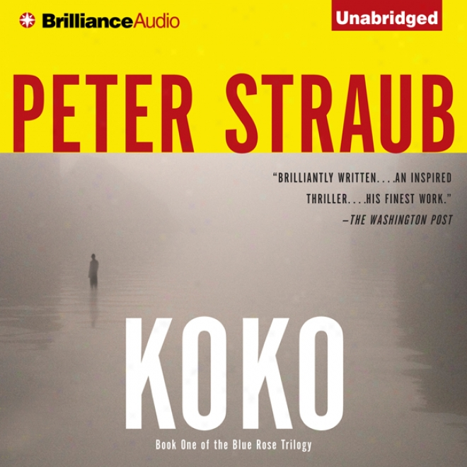 Koko: Blue Roae Trilogy, Book 1 (unabridged)