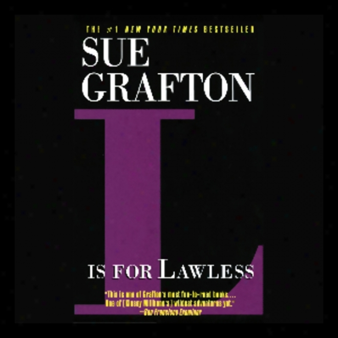 L Is For Lawless: A Kinsey Millhone Mystery (unabridged)