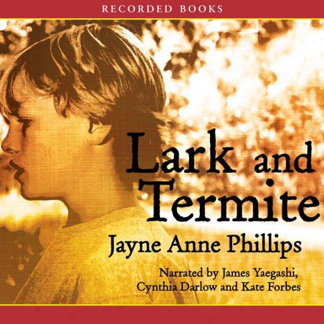 Lark And Termite (unabridged)