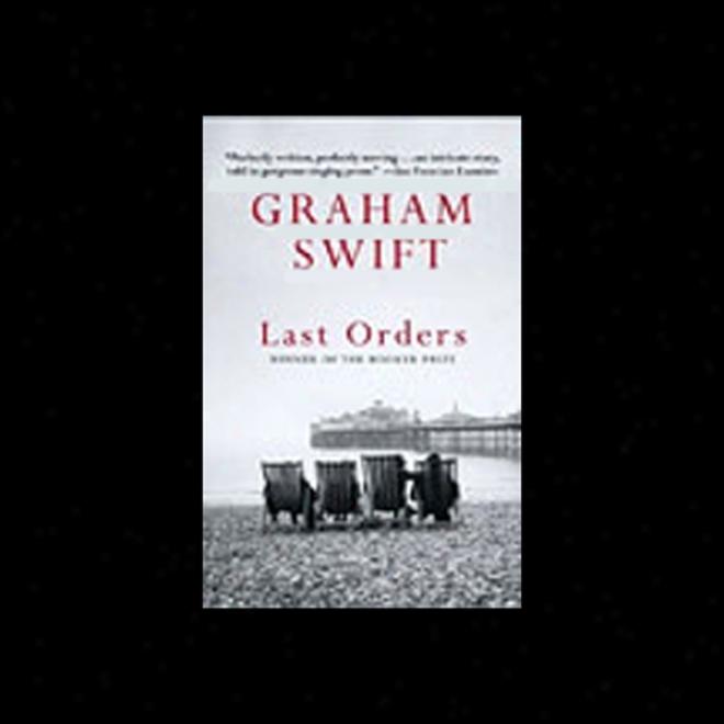 Last Orderss (unab5idged)