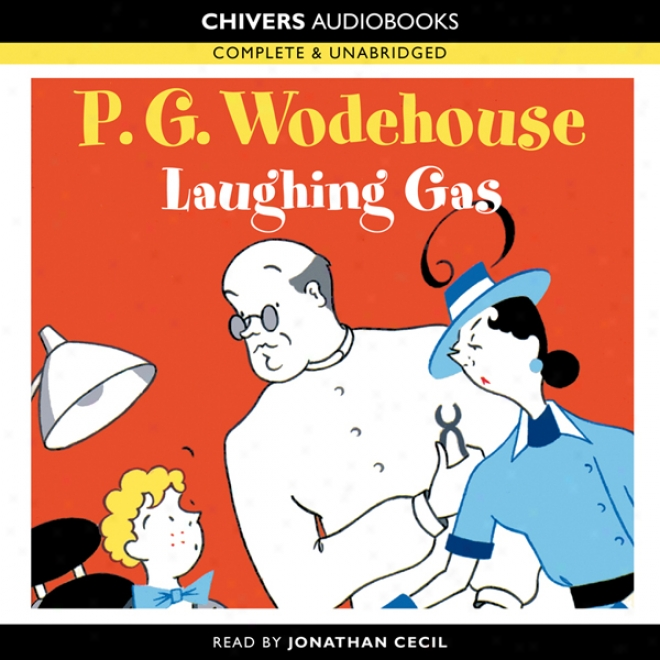 Laughing Gas (unabridged)