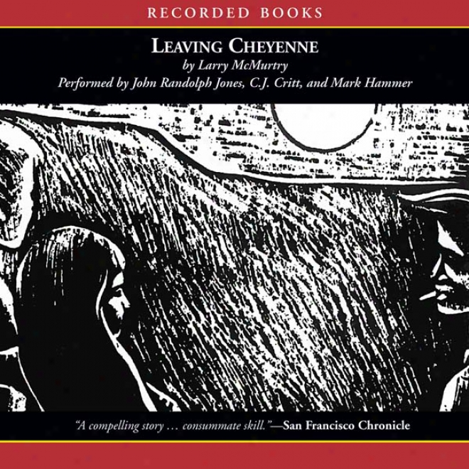 Leaving Cheyenne (unabridged)