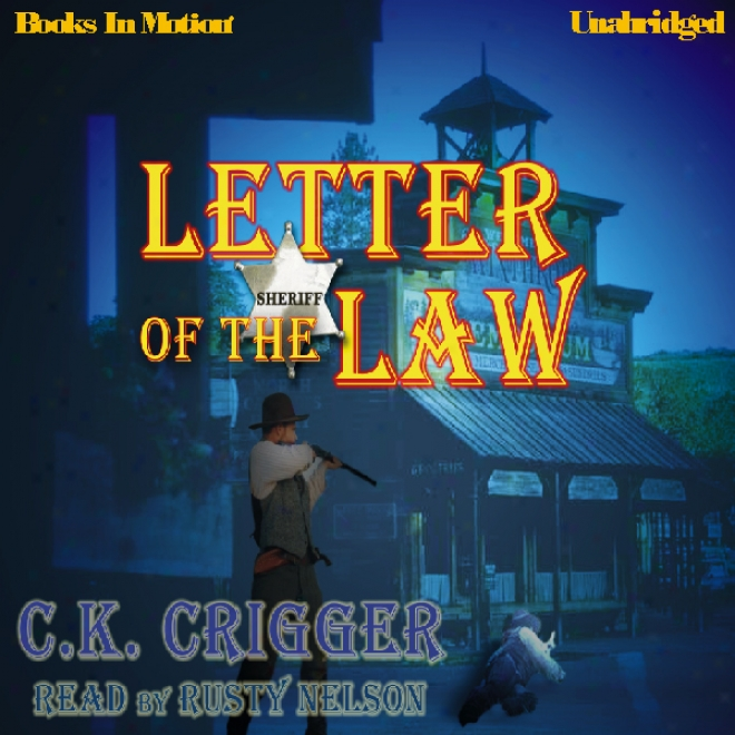 Letter Of The Law (unabridged)