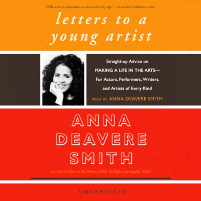 Letters To A Young Artist (unabridged)