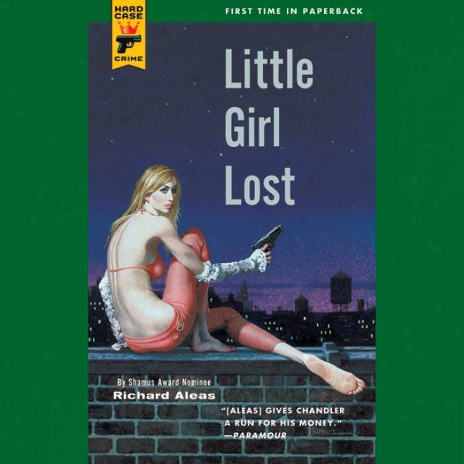 Little Girl Lost: A John Blake Mystery (unabrieged)