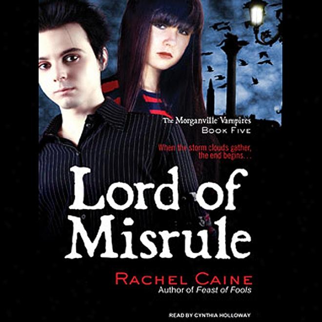 Lord Of Misrule: Morganville Vampires, Main division 5 (unabridged)