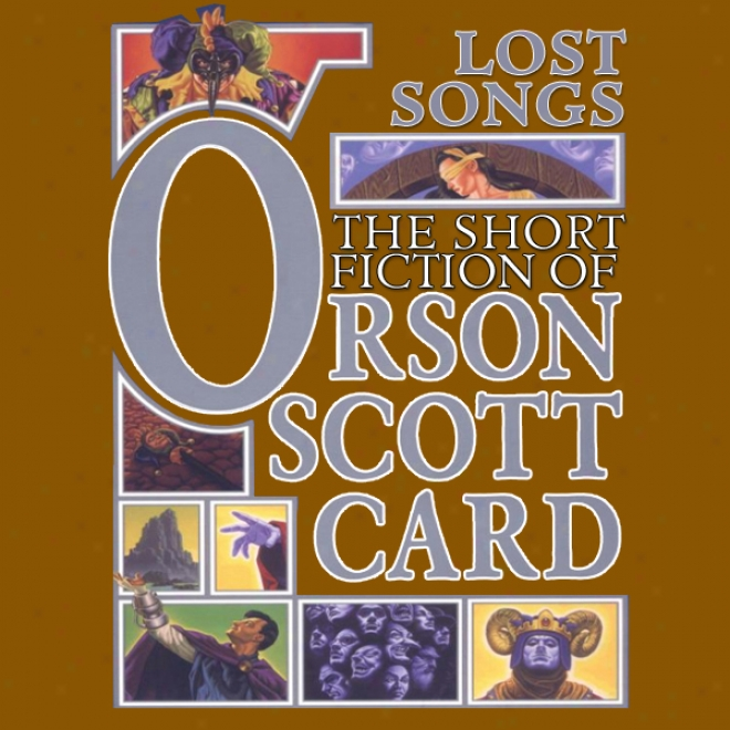 Lost Songs: The Hidden Stories: Book Five Of-Maps In A Mirror (unabridged)