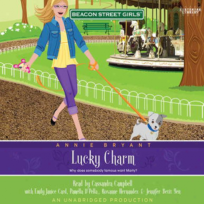 Lucky Charm: Beacon Street Girls, Book 8 (unabridged)
