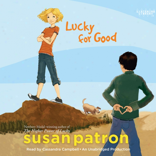 Lucky For Good (unabridged)