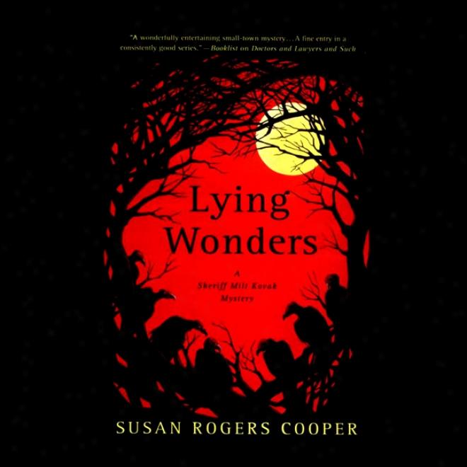 Lying Wonders (unabridged)