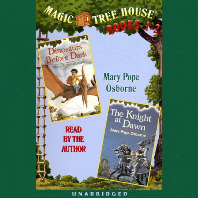 Magic Tree House: Books 1-2 (unabridged)