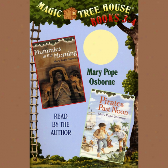 Magic Tree House: Books 3-4 (unabridged)