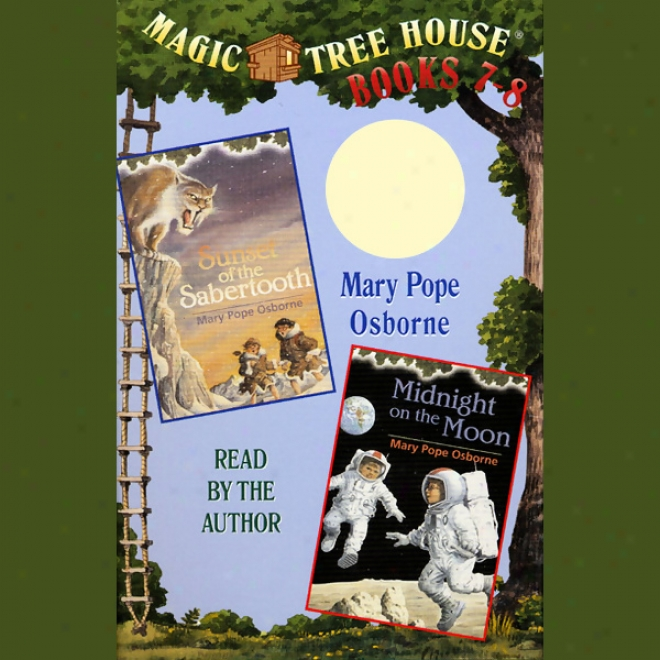 Magic Tree House: Books 7-8 (unabridged)