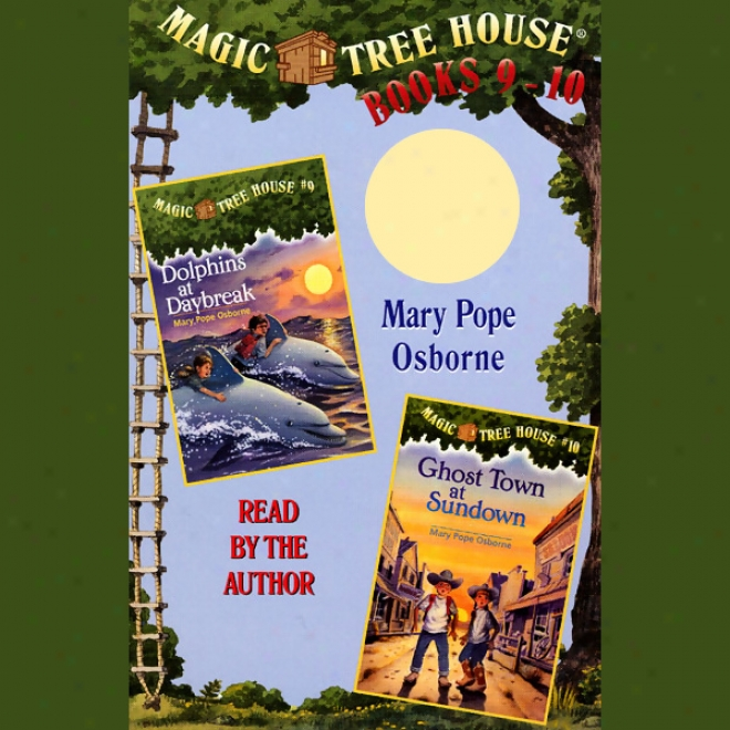 Magic Tree House: Books 9-10 (unabridged)