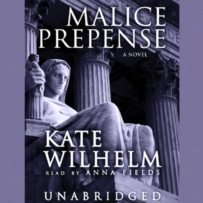 Malice Prepense: A Barbara Holloway Novel (unabridged)