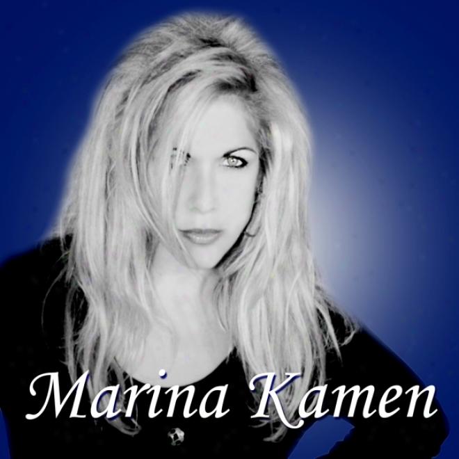 Marina's Elliptical Workout #5: I'm Burni'n Up!