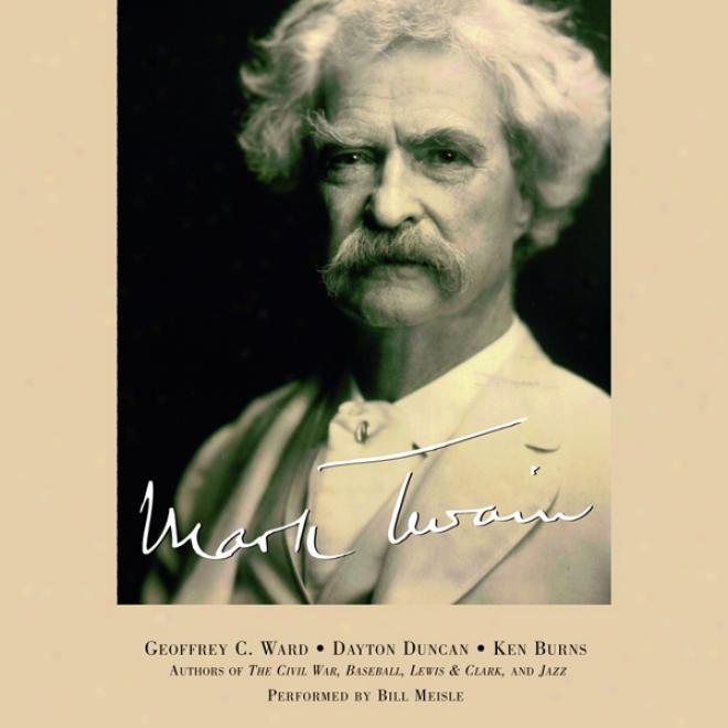 Mark Twain (unabridged)