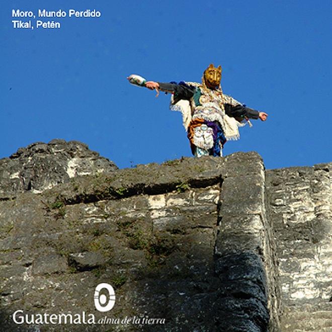 Mayans Of Peten And Tikal, Guatemala (unabridged)