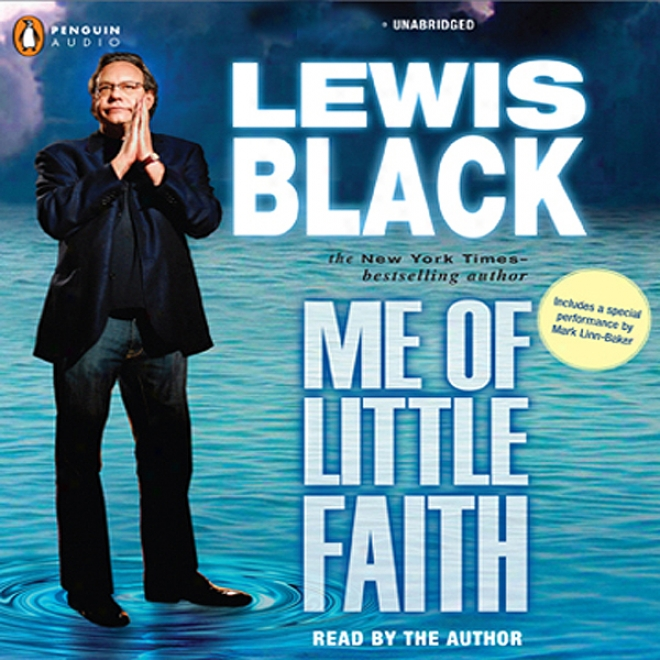 Me Of Little Faith (unabridged)