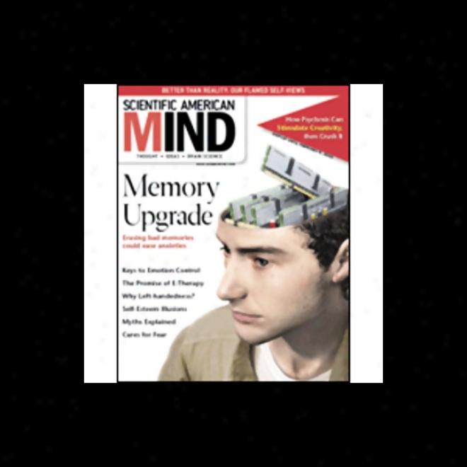 Memort, Fear & Anger: Scientific American Mind