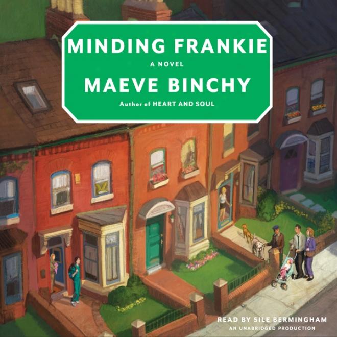 Minding Frankie (unabridged)