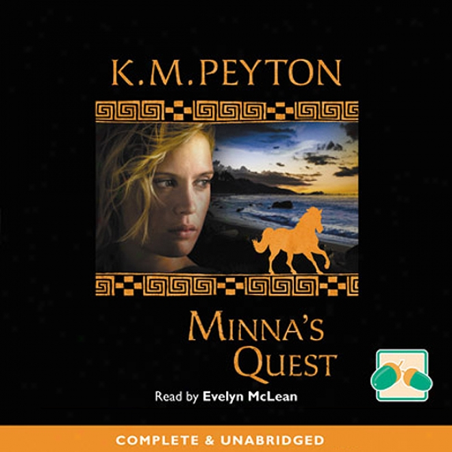 Minna's Quest: Roman Pony Adventures (unabridged)
