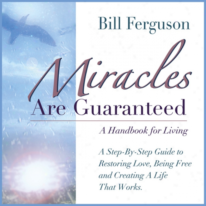 Miracles Are Guaranteed: A Step-by-step Guide To Creatting A Life That Works (unabridged)