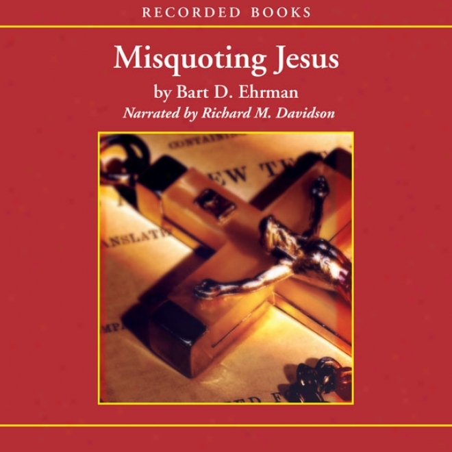 Misquoting Jesus (unabridged)