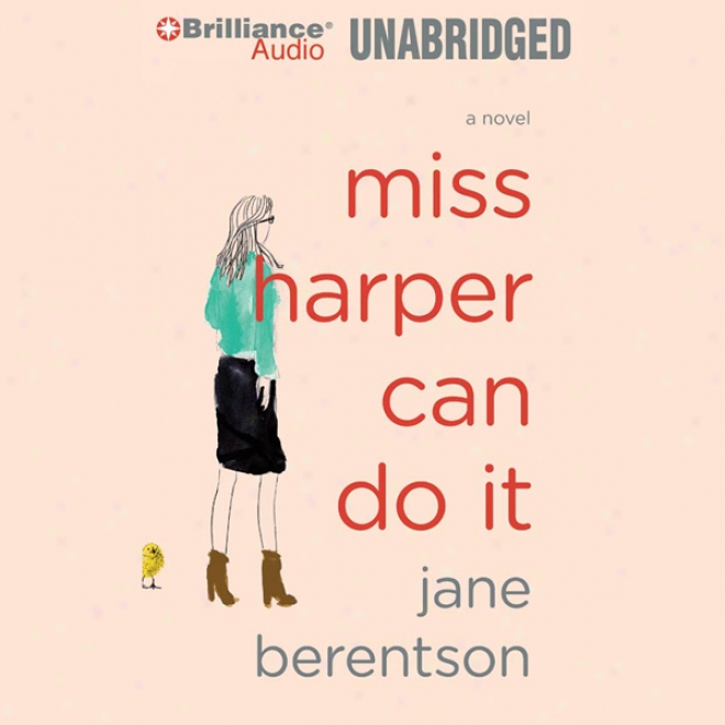 Miss Harper Be able to Do It (unabridged)