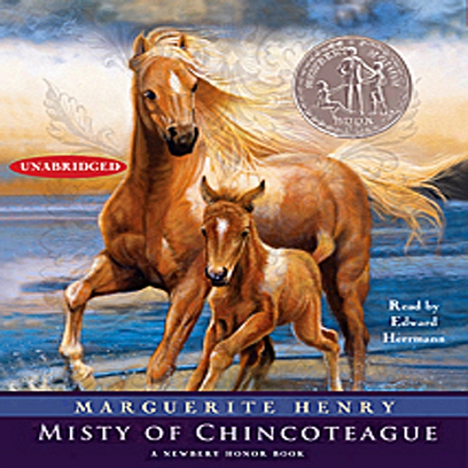 Misty Of Chincoteague (unabridged)