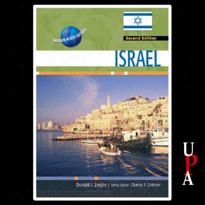 Modern World Nationns: Israel (unabridged)
