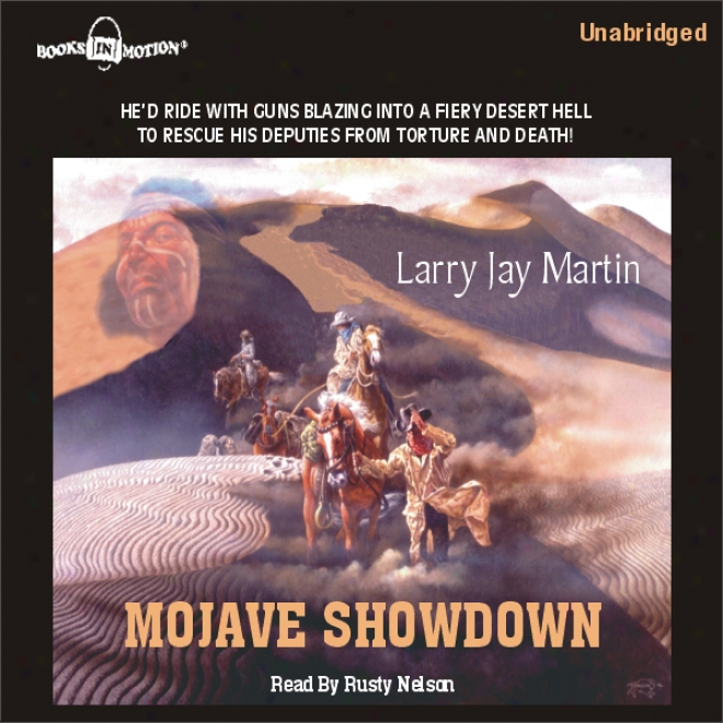 Mojave Showdown: Sheriff Ned Cody Series #1 (unabridged)