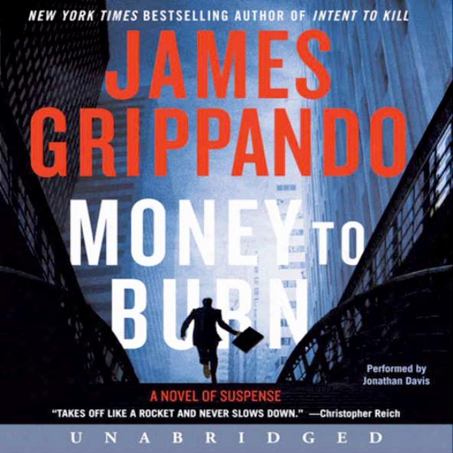 Money To Burn: A Novel Of Suspense (unabridged)
