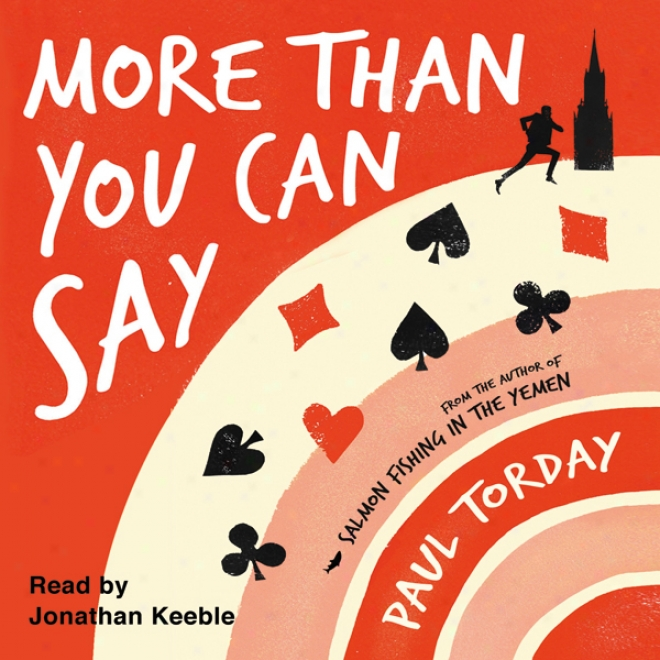 More Than You Can Say (unabridged)