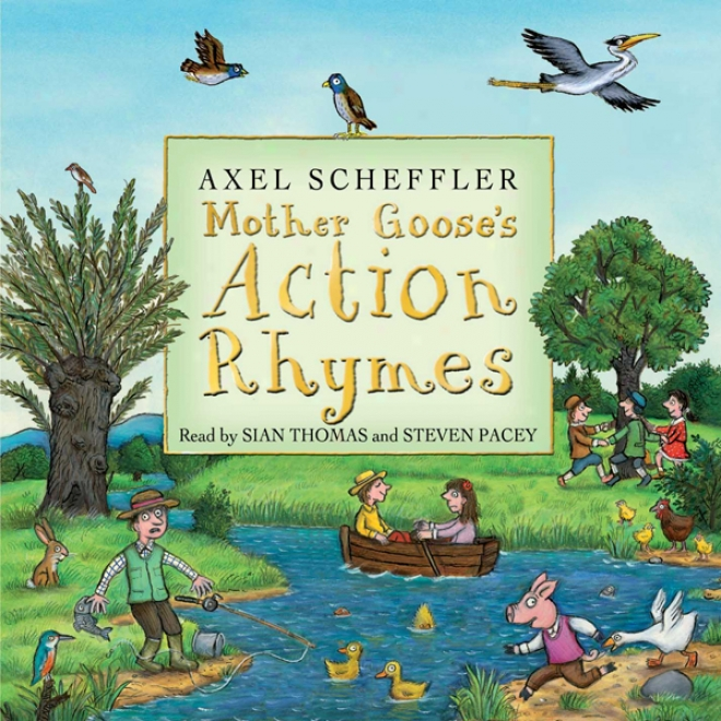 Mother Goose's Action Rhymes (unabridged)