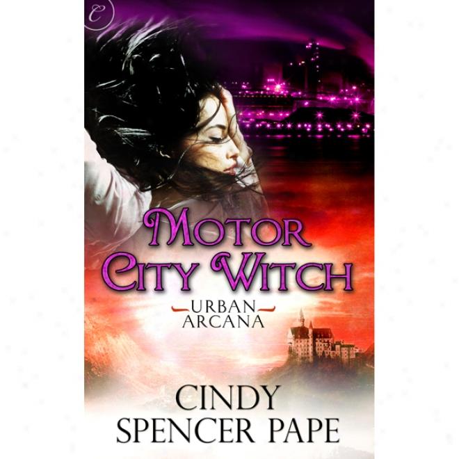 Motor City Witch (unabridged)