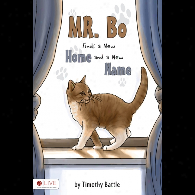 Mr. Bo Finds A New Home And A New Name (unabridged)