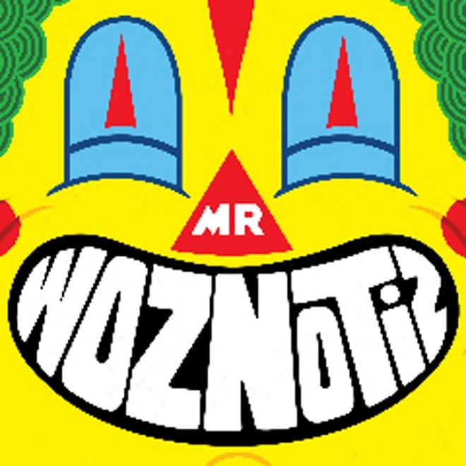 Mr Woznotiz (unabridged)