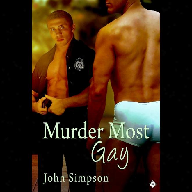 Murder Most Gay (unabridged)