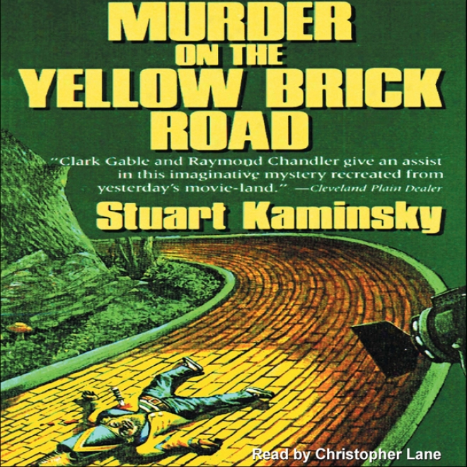 Murder On The Yellow Brick Road (unabridged)