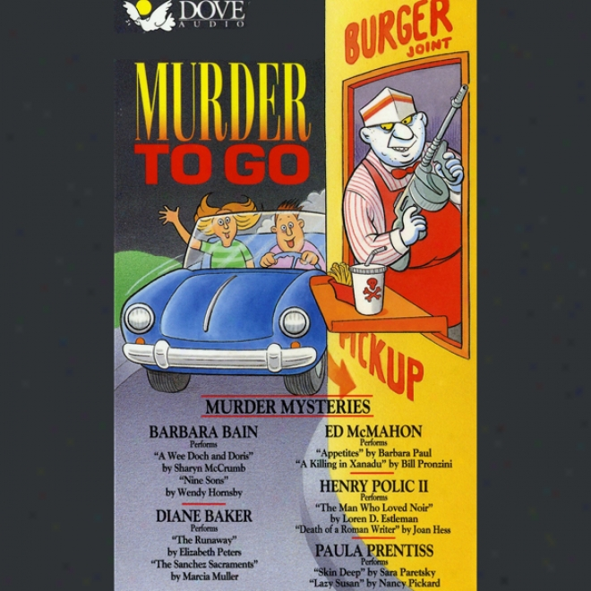 Murder To Go (unabridged)