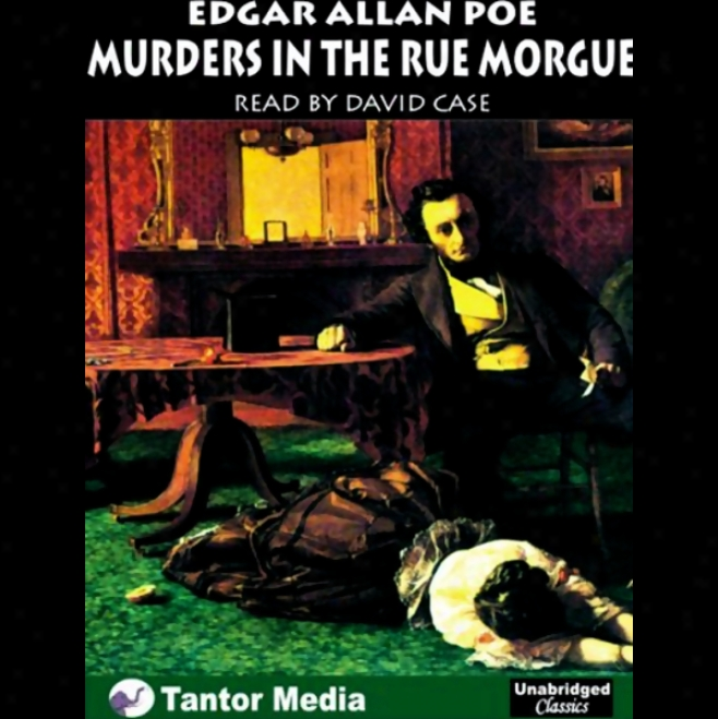 Murders In The Regret Morgue & Other Stories (unabridged)