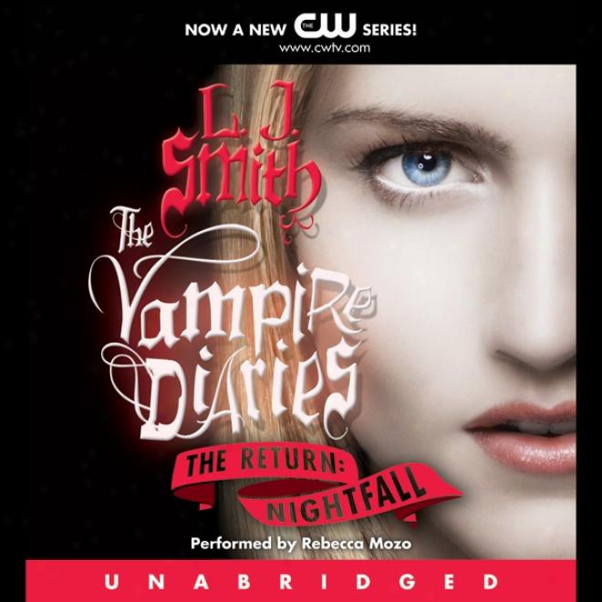 Nightfall: Vampire Diaries: The Return (unabridged)
