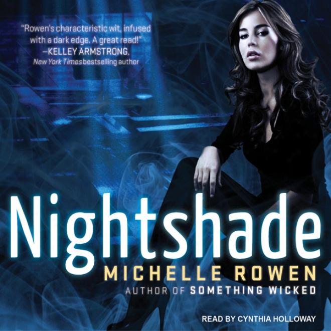 Nightshade: Nightshade Series, Book 1 (unabridged)