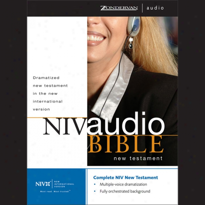 Niv Audio Bible: New Testament (dramatized) (unabridged)