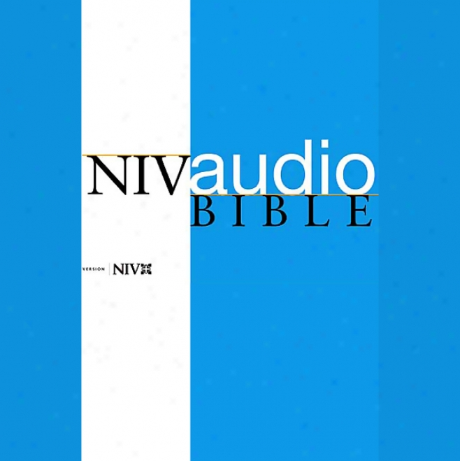 Niv Audio Bible: Old Testament (dramatized) (unabridged)